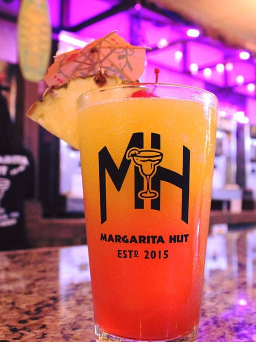 Margarita Hut - 16oz In House