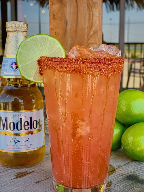 Margarita Hut - Michelada